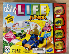 2014 Hasbro The Game of Life Junior COMPLETE