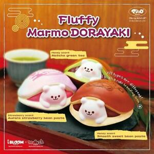 iBloom Squishy Fluffy Marmo Dorayaki Squeeze NEW