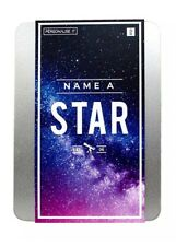 Name a Star Gift Box Girlfriend Wife Woman's Ladies Presentation Pack Girls Set
