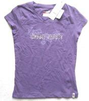 ESPRIT Mädchen T-Shirt in Lila mit Motiv / Gr. 8-11 Jahre / NEU