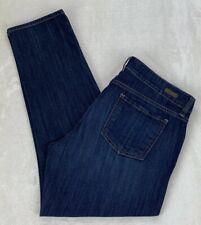 Kut From The Kloth Catherine Boyfriend Jeans Distressed Dark Wash Size 12P