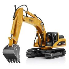 1/50 Scale Diecast Crawler Excavator Construction Vehicle Car Models Toys Kids
