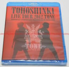 New TVXQ Tohoshinki LIVE TOUR 2012 TONE in Tokyo Dome Blu-ray Japan AVXK-79094