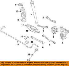 68072165AB Chrysler Shock suspension 68072165AB