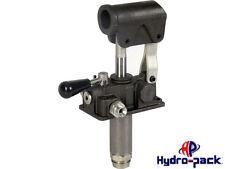 Hydraulik Handpumpe DW 25 ccm + Ventil und Handhebel,  250 bar  PRBD 25 R