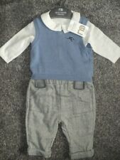 Clothing, Shoes & Accessories Baby & Toddler Clothing Boys Age 3-6 Months Jeans Vgc By Mothercare Wide Selection;
