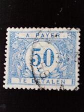 STAMPS - TIMBRE - POSTZEGELS - BELGIQUE - BELGIE 1922  NR.TX38  (ref. 801 )