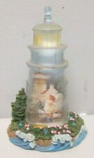 Light Of God's Love Collection - A Little Hope Lights the Way Angel Lighthouse