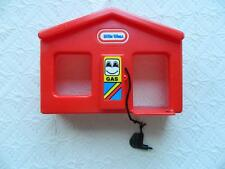 Vtg Little Tikes I-80 Expressway Service Gas Station Road & Rail Replacement
