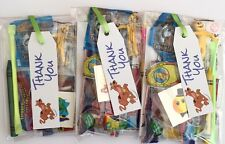 Scooby Doo party bags ,pre filled sweets toys,puzzle Boys, girls filled bags