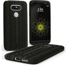 Fundas y carcasas Para LG G5 de color principal negro para teléfonos móviles y PDAs LG