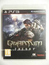 jeu QUANTUM THEORY sur PS3 playstation 3 en francais game spiel juego complet