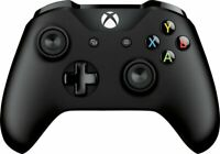 Microsoft Xbox One Wireless Controller Genuine 3.5 MM Jack (Black) - NEW OTHER