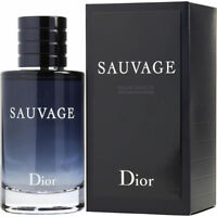 Christian Dior Sauvage 3.4 oz Men's Cologne EDT Spray NEW AUTH Sealed! Dior