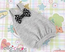 ☆╮Cool Cat╭☆【BS-19】Blythe/Pullip Braces Puff Skirt # Pale Grey