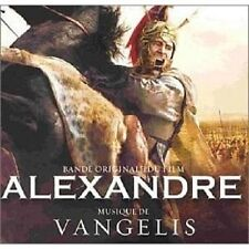 OST/VANGELIS - ALEXANDER  CD 18 TRACKS CLASSIC-POP CROSSOVER SOUNDTRACK NEU