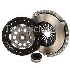 3 PIECE CLUTCH KIT INC BEARING 240MM FOR VW PASSAT 2.8 V6 SYNCRO/4MOTION