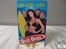 Dish Dogs VHS Sean Astin, Matthew Lillard, Brian Dennehy, Shannon Elizabeth
