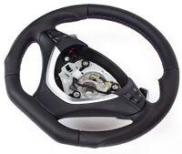 Échange Aplati Volant en Cuir BMW E70, E71, E72 Neuf Cuir - Multi Smg