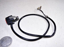 95 YAMAHA YZ250 ENGINE STOP KILL SWITCH