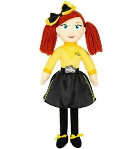 ~❤️~EMMA From The WIGGLES Soft Toy Doll 40cm & 50cm Medium and Large~❤️~