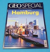 GEO SPECIAL REISEN, ENTDECKEN. ERLEBEN 2/2019 Hamburg ungelesen 1A abs. TOP