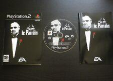 JEU Sony PLAYSTATION 2 PS2 : LE PARRAIN (complet, envoi suivi)
