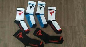 Lot 6 pairs pinarello  cycling socks all socks size