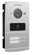 IP VIDEO INTERCOM DOOR STATION CAMERA HIKVISION DS-KV8202-IM, TWO ACCESS NUMBERS