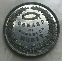 Reward of Superior Merit Medal - Remember Thy Creator in the Days of Thy Youth