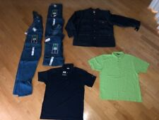 Dickies Coat Liberty Overalls Nike & Port Authority Shirts Big Sizes All New