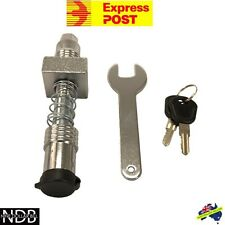 Anti Rattle Hitch Pin & Lock Tow Bar Trailer Ball Mount Camper EXPRESS & WNTY