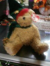 SALE TY Spruce Jointed Christmas Teddy Bear