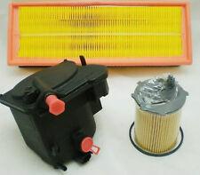 Pour citroen C4 1.6 hdi td 110BHP service pièces huile air & filtre à carburant kit 02 > sur