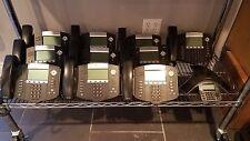 10 Polycom IP 550s & 1 IP 5000 phone system