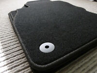 $$$ Original Lengenfelder Fußmatten für Opel Corsa E + Stoffmatten Teppiche NEU