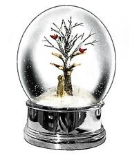 Heaven Sends Golden Labrador Weihnachten Schneekugel - Weihnachten Dekorationen