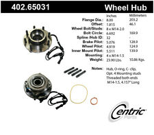 Front Wheel Hub Assembly For 2007-2010 Ford F350 Super Duty 2008 2009 Centric