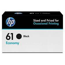 HP 61 Economy Black Original Ink Cartridge
