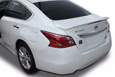 RAW UNPAINTED FACTORY STYLE SPOILER - Fits The 2013 - 2015 NISSAN ALTIMA SEDAN