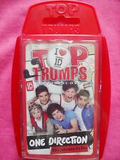 TOP TRUMPS SPECIALS OFFICIAL I LOVE 1D ONE DIRECTION CARD GAME