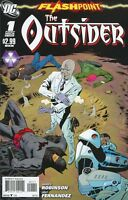 Flashpoint: The Outsider #1 (of 3) Comic Book - DC