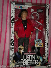 Justin Bieber JB Style Concert Collection Doll with Guitar Toys R Us Exclusive