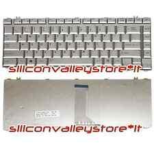Tastiera USA 9J.N9082.D01 Silver Toshiba Satellite A210-14T, A210-14U