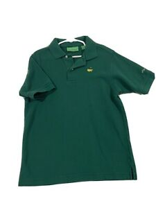Masters Collection Polo Style Short Sleeve Shirt For Boys