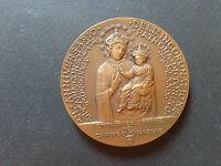 MEDAGLIA CL ANNIVERSARIO INCORONAZIONE MARIA CONSOLATA 1979 diam 6 cm SUBALPINA