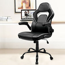Merax Executive Racing Gaming Chair High Back PU Leather Office Chair Seat Task