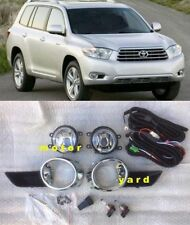 Toyota Kluger 2007 to 2010 Spot / Driving / Fog Lights Fog Lamps Kit
