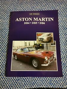 1964 Aston Martin DB5 DB-5 Coupe Road Test Classic Article A2