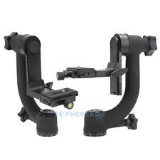 Movo GH700 Pro Panoramic Gimbal Pan Tripod Head for Telephoto Lens DSLR Camera